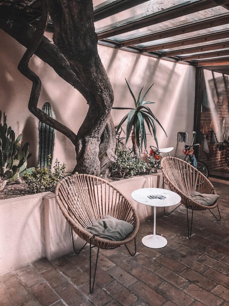 Interieurinspiratie uit Zuid-Frankrijk: rotan meubilair