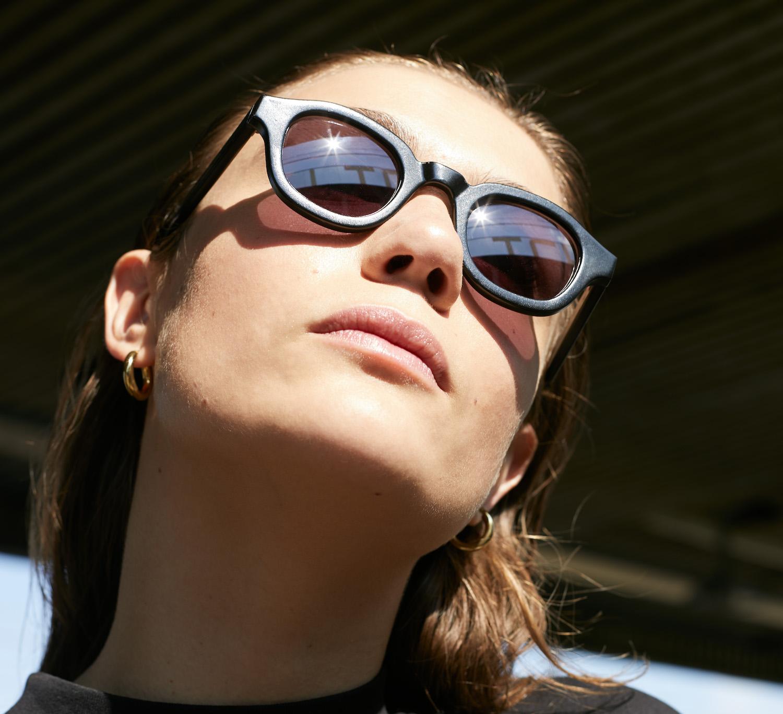 Yuma circulaire zonnebrillen